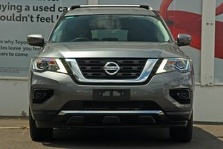 2018 Nissan Pathfinder R52 Series II MY17 ST X-tronic 2WD Grey Metallic 1 Speed Constant Variable.