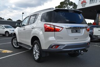 2017 Isuzu MU-X MY17 LS-T Rev-Tronic White 6 Speed Sports Automatic Wagon.