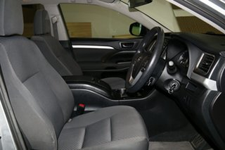 2016 Toyota Kluger GSU50R GX (4x2) Silver Sky 6 Speed Automatic Wagon