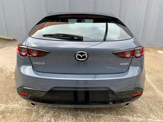 2020 Mazda 3 BP2HLA G25 SKYACTIV-Drive Astina Polymetal Grey 6 Speed Sports Automatic Hatchback