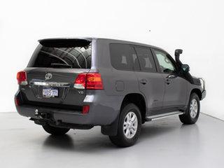 2014 Toyota Landcruiser VDJ200R MY13 GXL (4x4) Grey 6 Speed Automatic Wagon