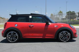 2020 Mini Hatch F56 LCI John Cooper Works Chilli Red 8 Speed Sports Automatic Hatchback