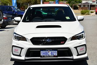 2020 Subaru WRX V1 MY20 STI AWD Crystal White 6 Speed Manual Sedan
