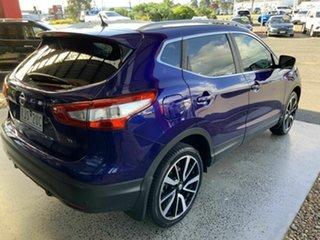 2017 Nissan Qashqai J11 TI Blue 6 Speed Manual Wagon