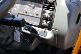 1999 Mitsubishi Canter 4x4 Yellow Manual Firetruck