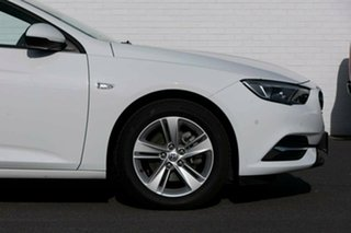 2017 Holden Commodore ZB MY18 LT Liftback White 9 Speed Sports Automatic Liftback