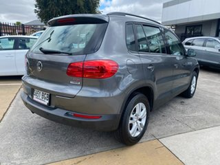 2015 Volkswagen Tiguan 5N MY15 118TSI DSG 2WD Grey 6 Speed Sports Automatic Dual Clutch Wagon
