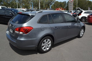 2016 Holden Cruze JH Series II MY16 CD Sportwagon Grey 6 Speed Sports Automatic Wagon