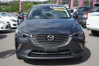2016 Mazda CX-3 DK4W7A Akari SKYACTIV-Drive i-ACTIV AWD Grey 6 Speed Sports Automatic Wagon.