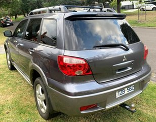 """2004 Mitsubishi Outlander ZF VR-X """"FINANCE"""" available 4 Speed Sports Automatic Wagon."""