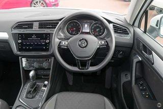 2020 Volkswagen Tiguan 5N MY20 110TSI DSG 2WD Comfortline White 6 Speed Sports Automatic Dual Clutch
