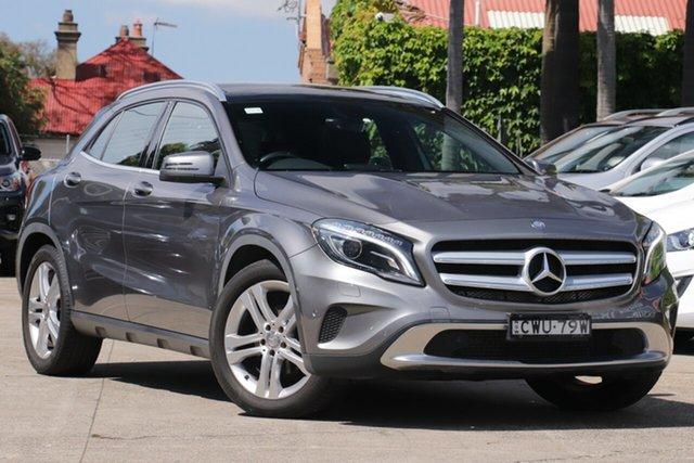 Pre-Owned Mercedes-Benz GLA X156 MY15 200 CDI Mosman, 2014 Mercedes-Benz GLA X156 MY15 200 CDI 7 Speed Auto Dual Clutch Wagon