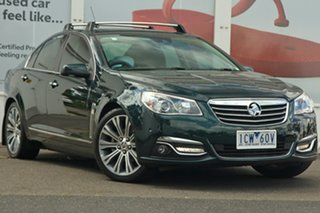 2014 Holden Calais VF MY14 V Regal Peacock 6 Speed Sports Automatic Sedan.