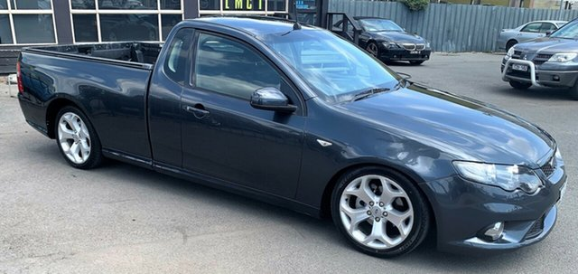 """Used Ford Falcon FG Cheltenham, 2011 Ford Falcon FG XR6 UTE """"FINANCE"""" available 6 Speed Sports Automatic Utility"""