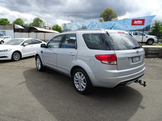 2013 Ford Territory SZ TS Seq Sport Shift Lightning Strike 6 Speed Sports Automatic Wagon.