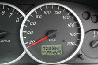 2004 Mazda Tribute MY2004 Classic White 4 Speed Automatic Wagon