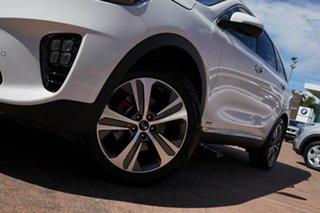 2019 Kia Sorento UM MY19 GT-Line (4x4) White 8 Speed Automatic Wagon.