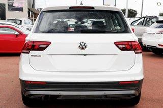 2020 Volkswagen Tiguan 5N MY20 110TSI DSG 2WD Comfortline White 6 Speed Sports Automatic Dual Clutch.
