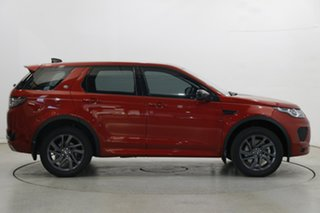 2017 Land Rover Discovery Sport L550 18MY Si4 213kW SE Dark Red 9 Speed Sports Automatic Wagon