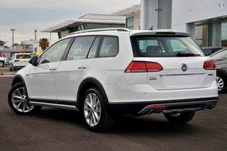 2020 Volkswagen Golf 7.5 MY20 Alltrack DSG 4MOTION 132TSI White 6 Speed Sports Automatic Dual Clutch