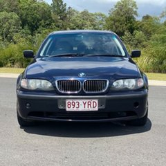 2001 BMW 3 Series E46 MY2002 325i Steptronic Blue 5 Speed Sports Automatic Sedan.