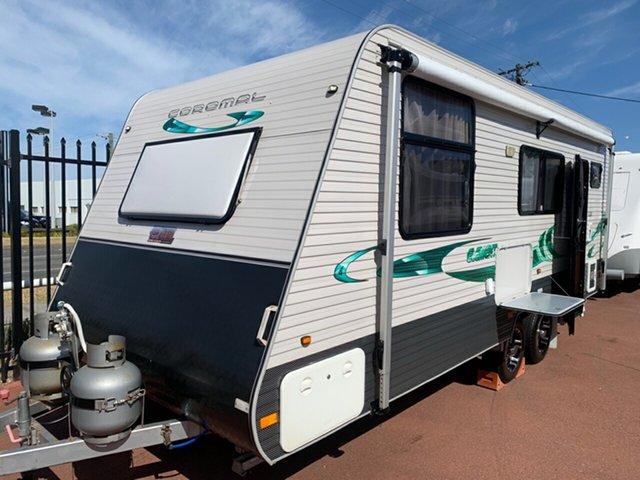 Used Coromal Element B612S St James, 2015 Coromal Element B612S Caravan
