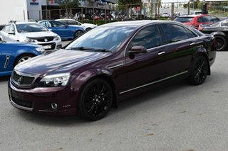 2013 Holden Caprice WN V Maroon 6 Speed Auto Active Sequential Sedan