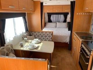 2015 Coromal Element B612S Caravan