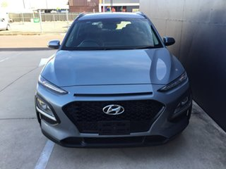 2018 Hyundai Kona OS.2 MY19 Active 2WD Grey 6 Speed Sports Automatic Wagon.
