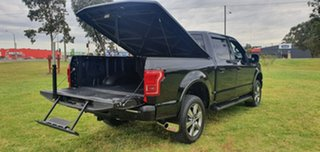 2017 Ford F150 (No Series) XLT Black Automatic Utility