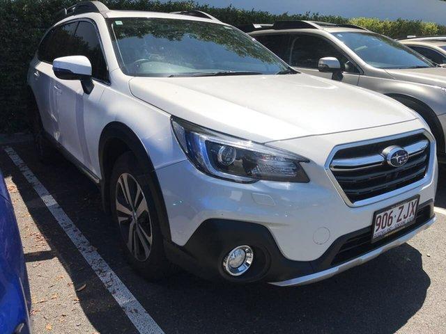 Used Subaru Outback B6A MY20 3.6R CVT AWD, 2019 Subaru Outback B6A MY20 3.6R CVT AWD Crystal White Pearl 6 Speed Constant Variable Wagon