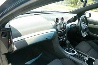 2012 Holden Commodore VE II MY12 SV6 Blue 6 Speed Sports Automatic Sedan