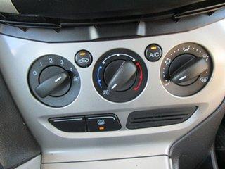 2011 Ford Focus LW Trend PwrShift White 6 Speed Auto Sedan
