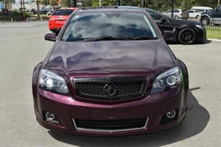 2013 Holden Caprice WN V Maroon 6 Speed Auto Active Sequential Sedan.