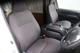 2018 Toyota HiAce KDH221R High Roof Super LWB White 4 Speed Automatic Van