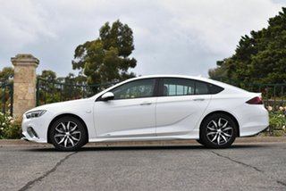 2018 Holden Commodore ZB MY18 RS Liftback AWD White 9 Speed Sports Automatic Liftback