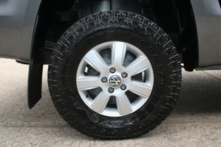 2013 Volkswagen Amarok 2H MY13 TDI400 (4x4) Grey 6 Speed Manual Dual Cab Utility