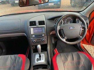2004 Ford Falcon BA XR6 4 Speed Sports Automatic Sedan