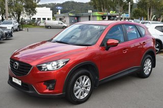 2016 Mazda CX-5 KE1032 Maxx SKYACTIV-Drive AWD Sport Red 6 Speed Sports Automatic Wagon