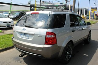 2005 Ford Territory SX TX Silver 4 Speed Sports Automatic Wagon