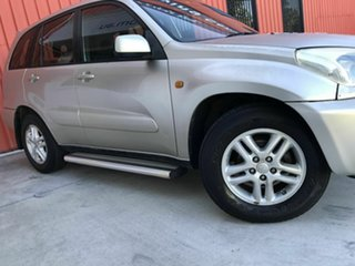 2003 Toyota RAV4 ACA21R Extreme Gold 5 Speed Manual Wagon