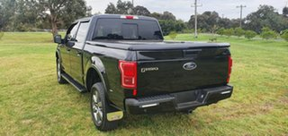 2017 Ford F150 (No Series) XLT Black Automatic Utility.