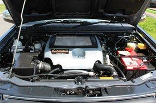 2012 Isuzu D-MAX MY11 LS-U Black 5 Speed Manual Utility