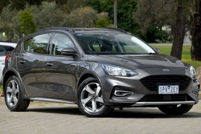 Used Ford Focus SA 2019.25MY Active Dandenong, 2019 Ford Focus SA 2019.25MY Active Grey 8 Speed Automatic Hatchback