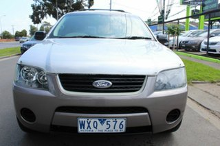 2005 Ford Territory SX TX Silver 4 Speed Sports Automatic Wagon.