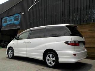 2000 Toyota Estima MCR40W Aeras 3.0 T White 4 Speed Automatic Wagon