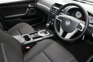 2010 Holden Commodore VE MY10 SV6 White 6 Speed Automatic Utility