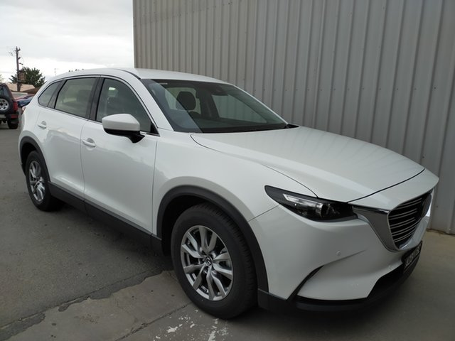 Used Mazda CX-9 TC Touring SKYACTIV-Drive Horsham, 2019 Mazda CX-9 TC Touring SKYACTIV-Drive 6 Speed Sports Automatic Wagon