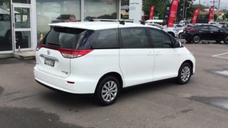 2012 Toyota Tarago ACR50R MY13 GLi White 7 Speed Constant Variable Wagon