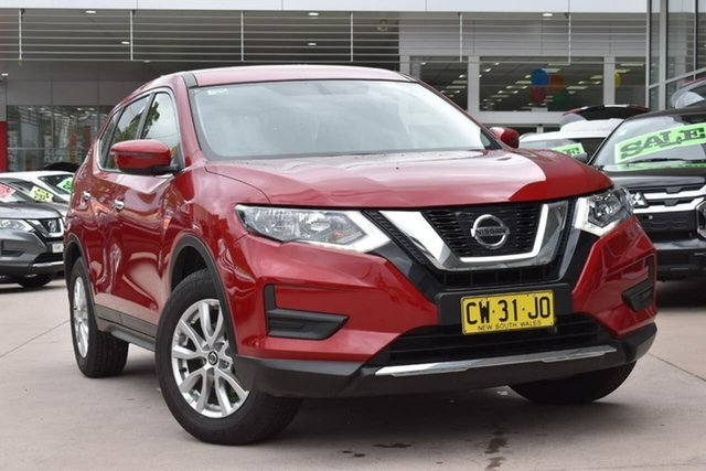Used Nissan X-Trail T32 Series II ST X-tronic 2WD Blacktown, 2019 Nissan X-Trail T32 Series II ST X-tronic 2WD Red 7 Speed Constant Variable Wagon